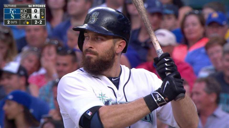 Ackley's two-run tater