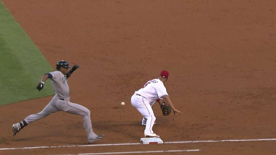 Aybar's play stands in 3rd