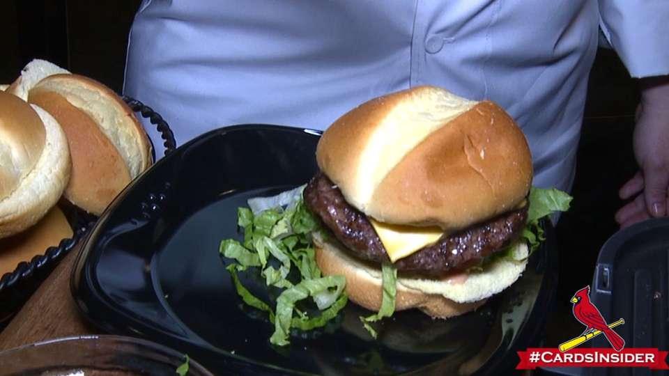 Gooey Burger