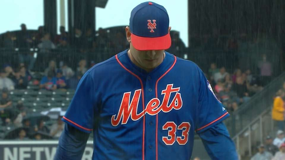 Harvey's strong outing
