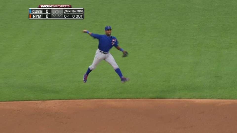 Herrera's great jump-throw