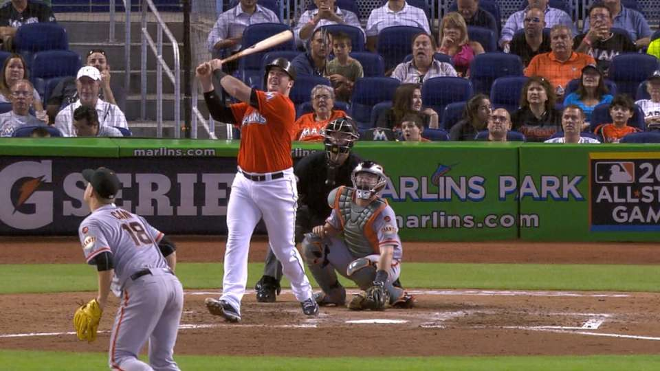 Must C: Bour's mammoth homer