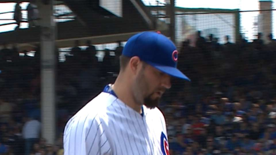 Hammel's strong outing