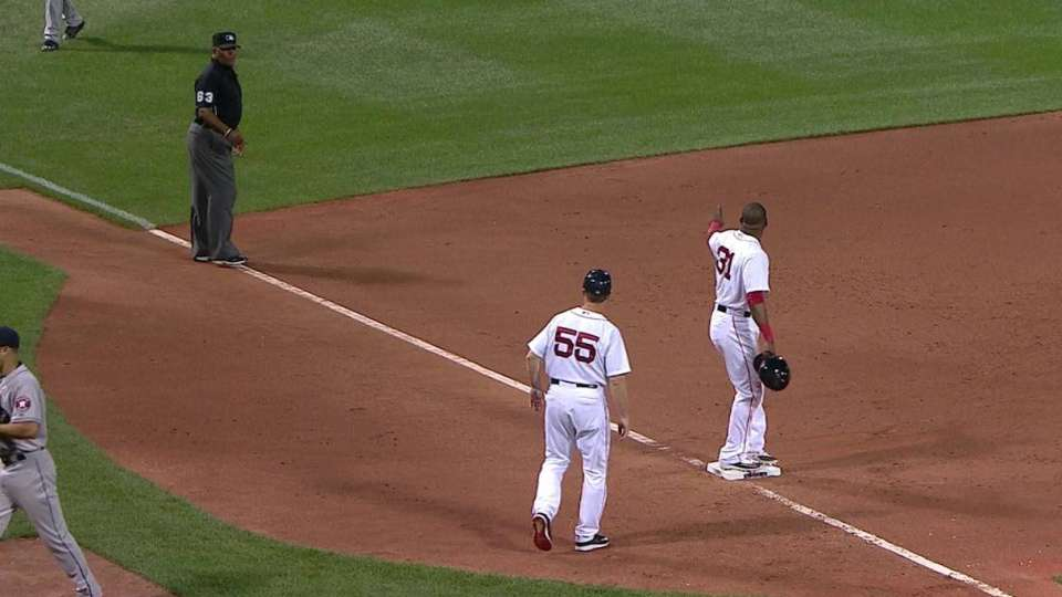 Astros, Sox lose track of outs