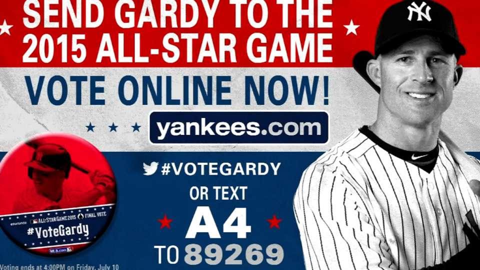 A votar por Gardy