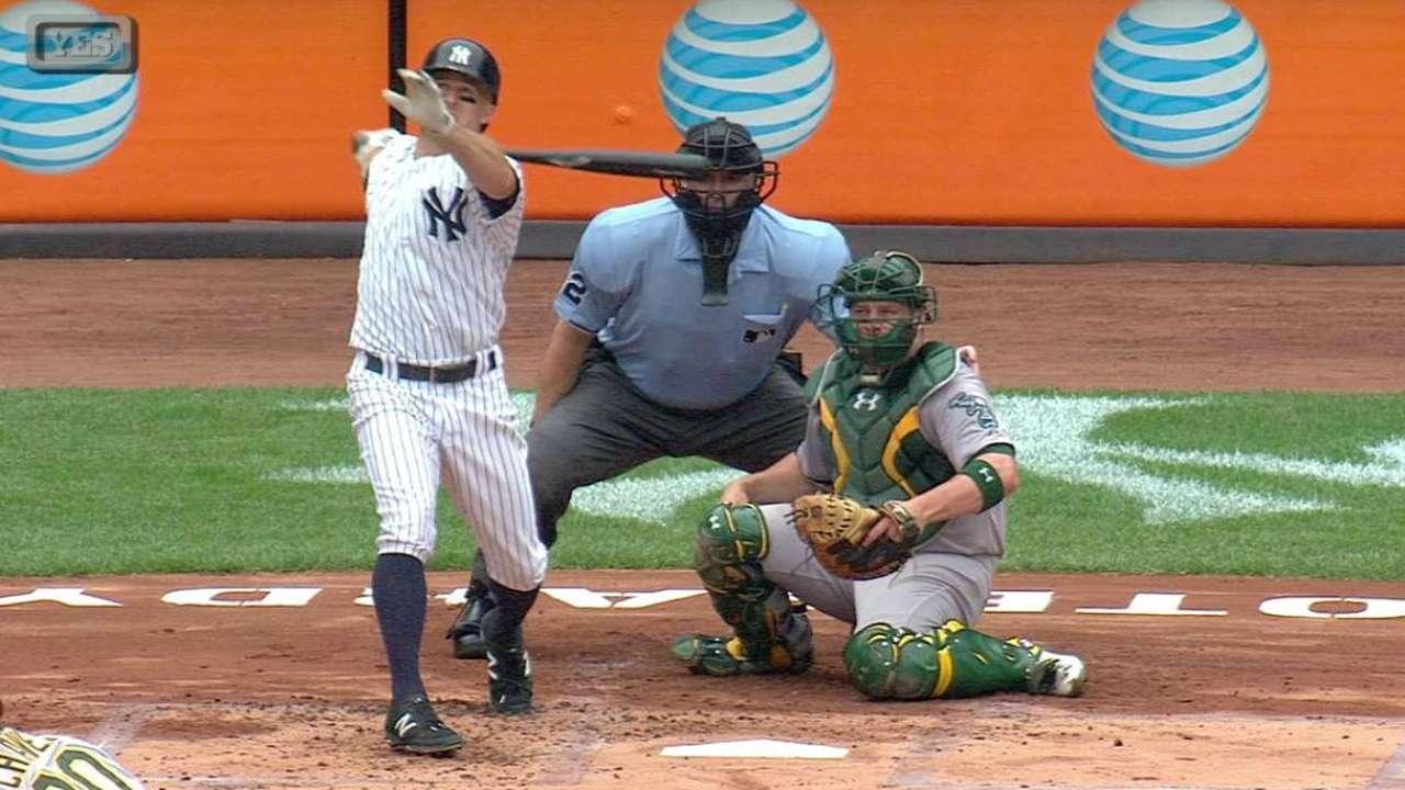 ad7e50af5 Brett Gardner AL All-Star injury replacement | MLB.com
