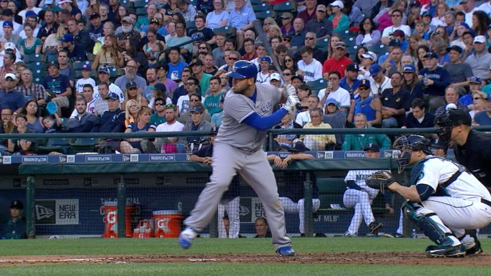 Moustakas a Final Vote candidate