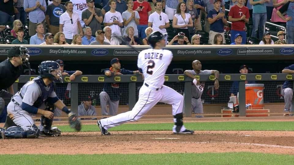 Dozier's walk-off heroics