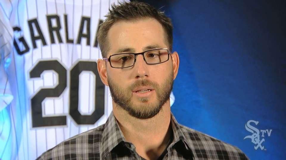 2005 White Sox: Jon Garland