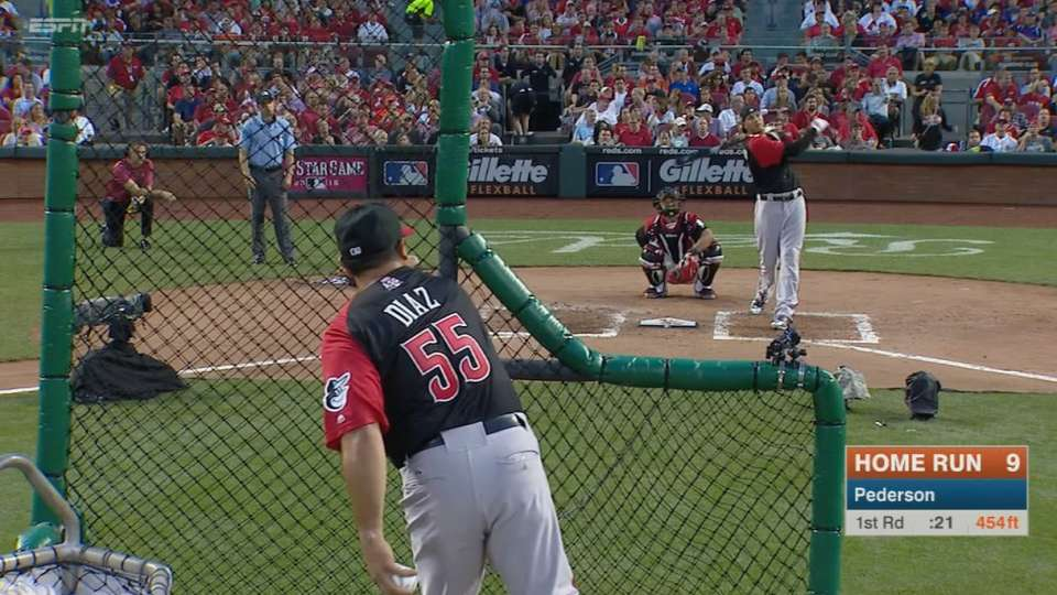 Machado's 461-foot home run