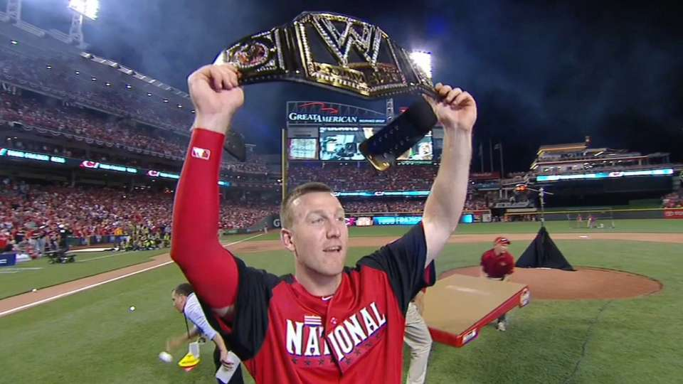 Frazier's round-clinching homers