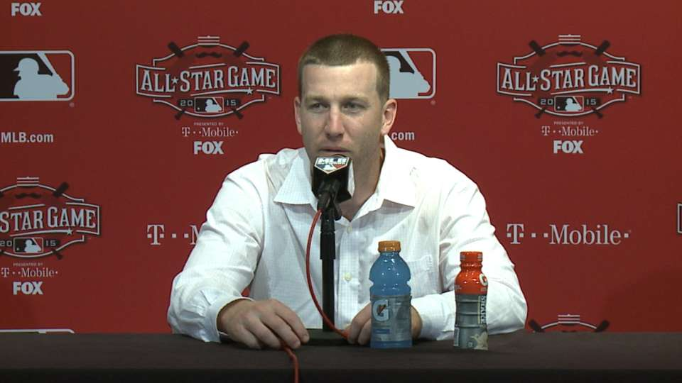 Frazier on All-Star experience