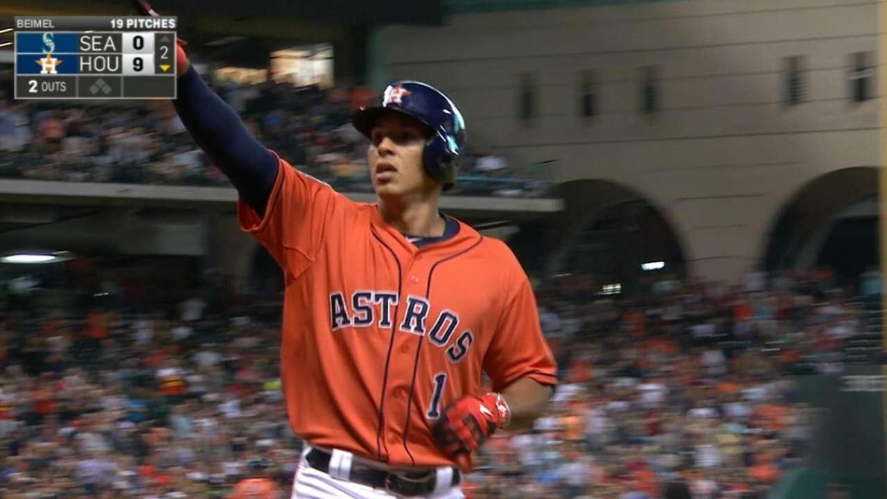 Los Astros buscan volver a la cima en la segunda mitad
