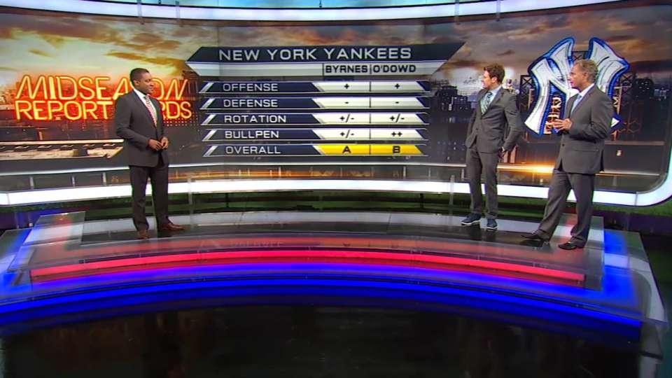 MLB Tonight on Yanks' first half