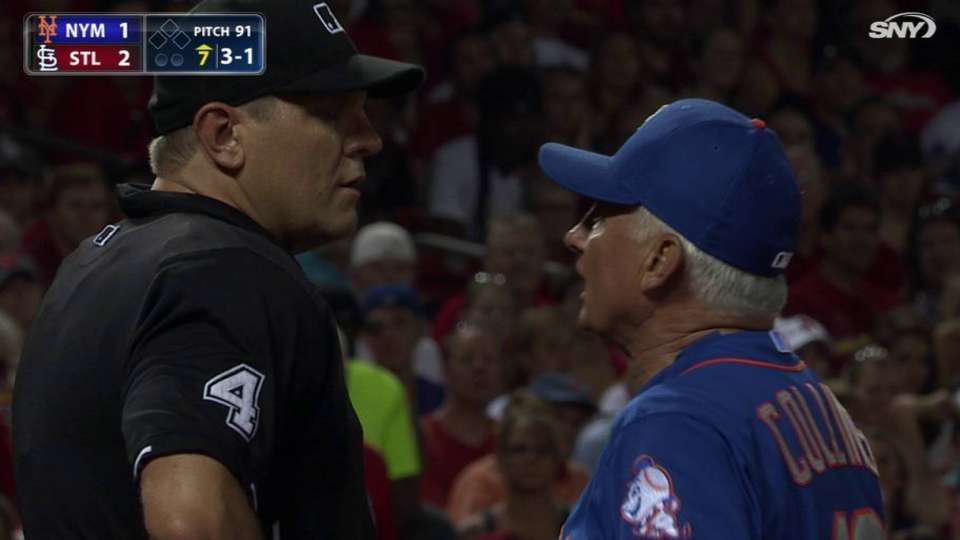 Collins gets ejected
