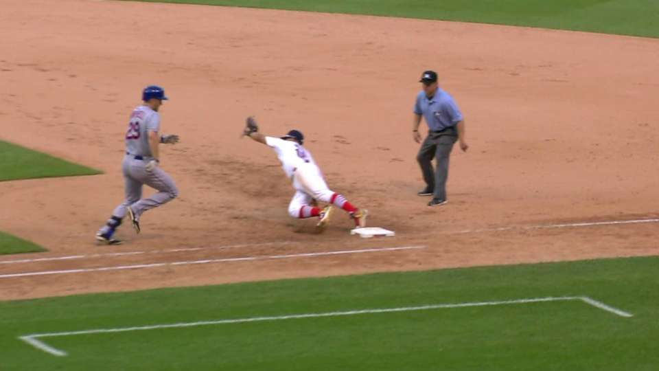 Cards get the out after review