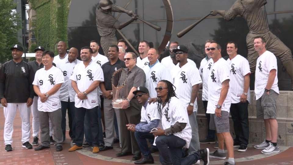 2005 White Sox Reunite
