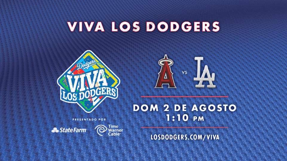 Viva Los Dodgers: 0802