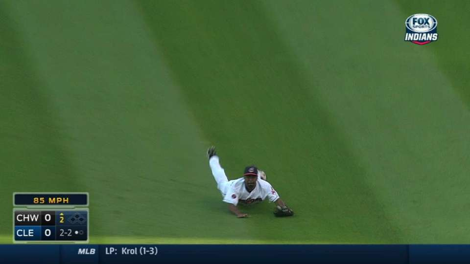 Bourn's diving catch