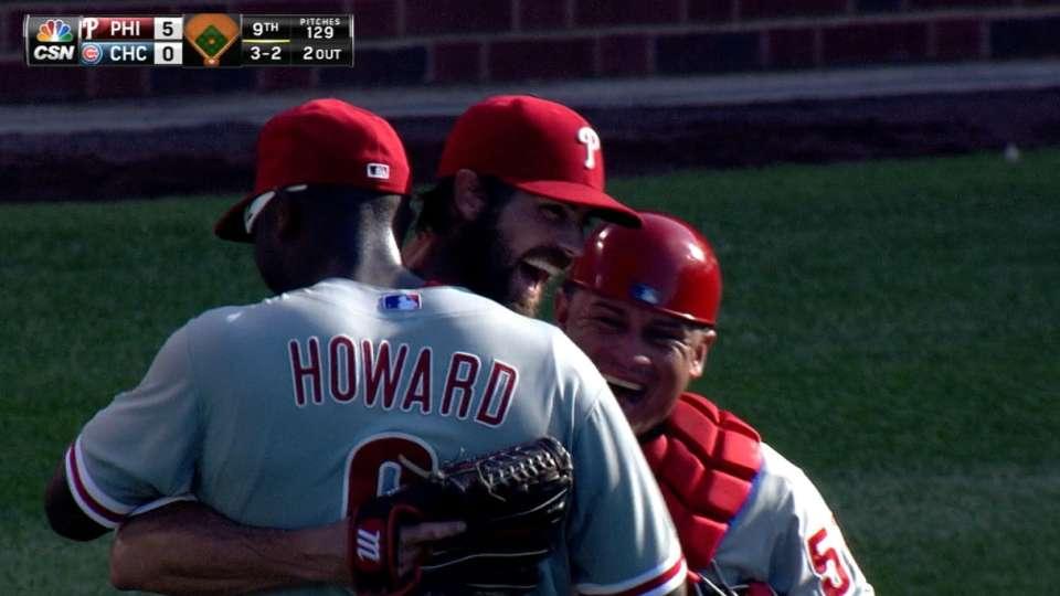 Must C: Hamels gets no-hitter