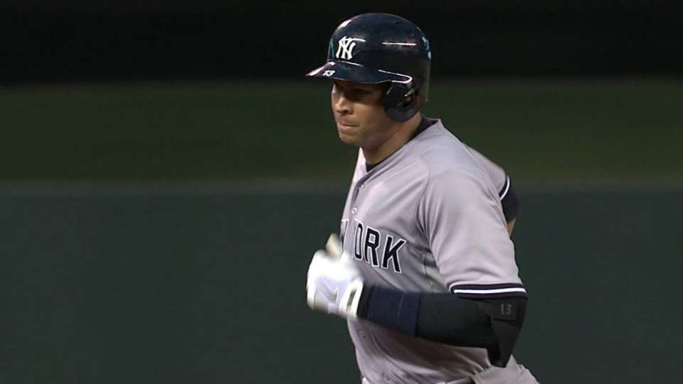A-Rod's game-tying homer in 9th
