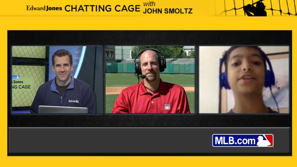 Smoltz on favorite teammate
