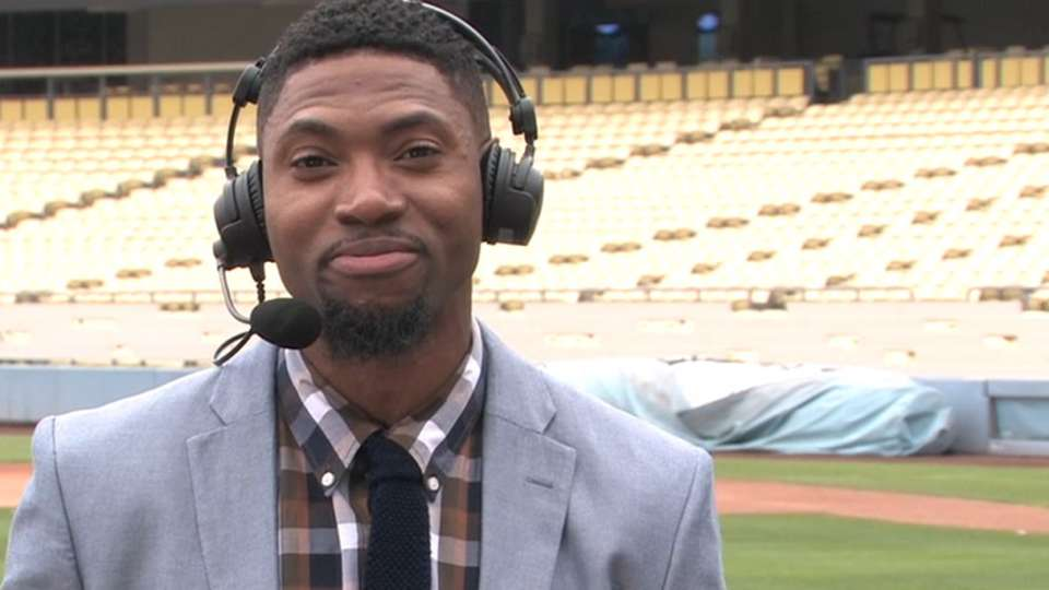 Actor Brown joins MLB Central