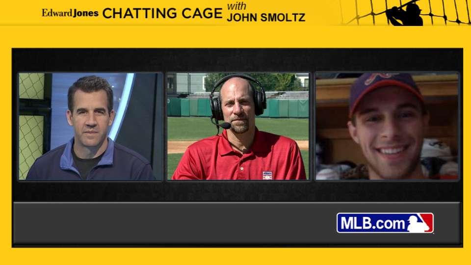 Chatting Cage: Smoltz