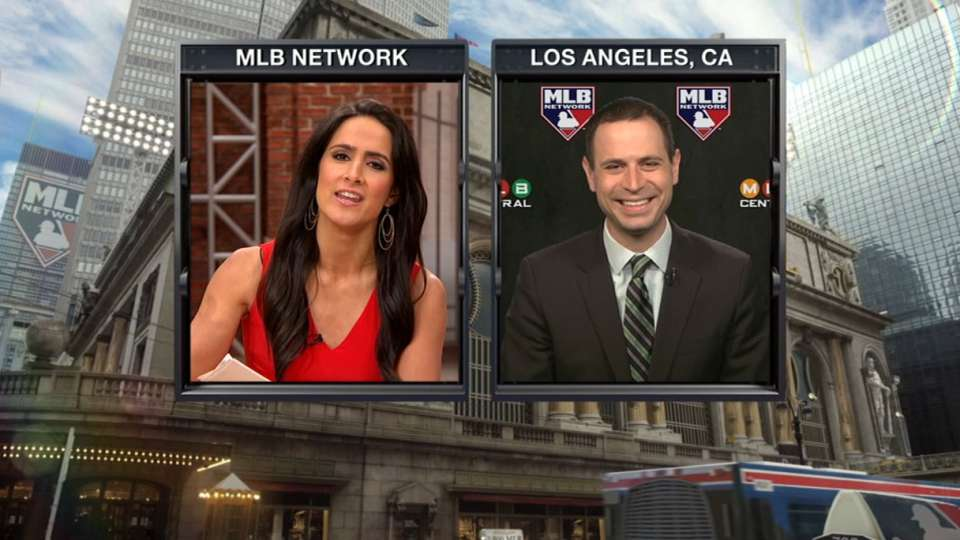Morosi on Cueto, Hamels and more