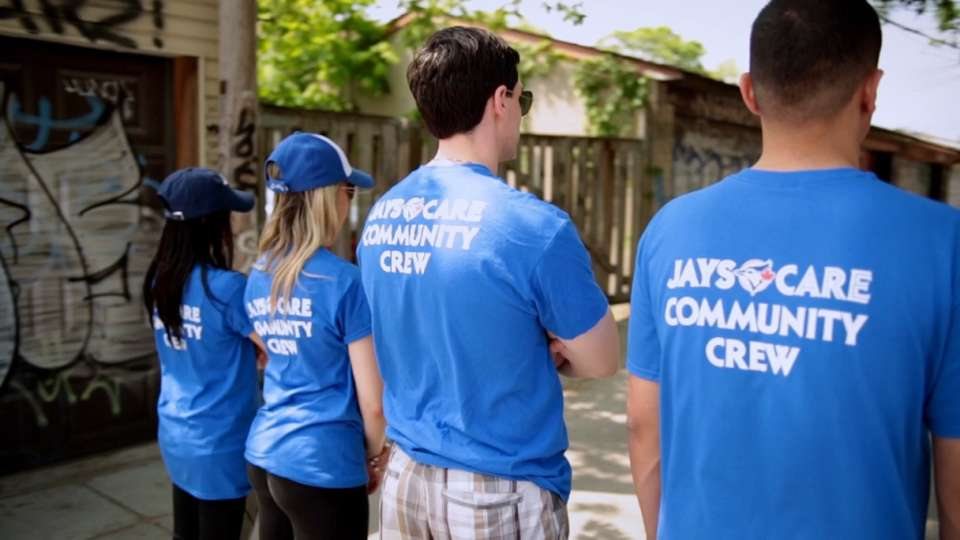 Jays Care's 'Race for Rookies'