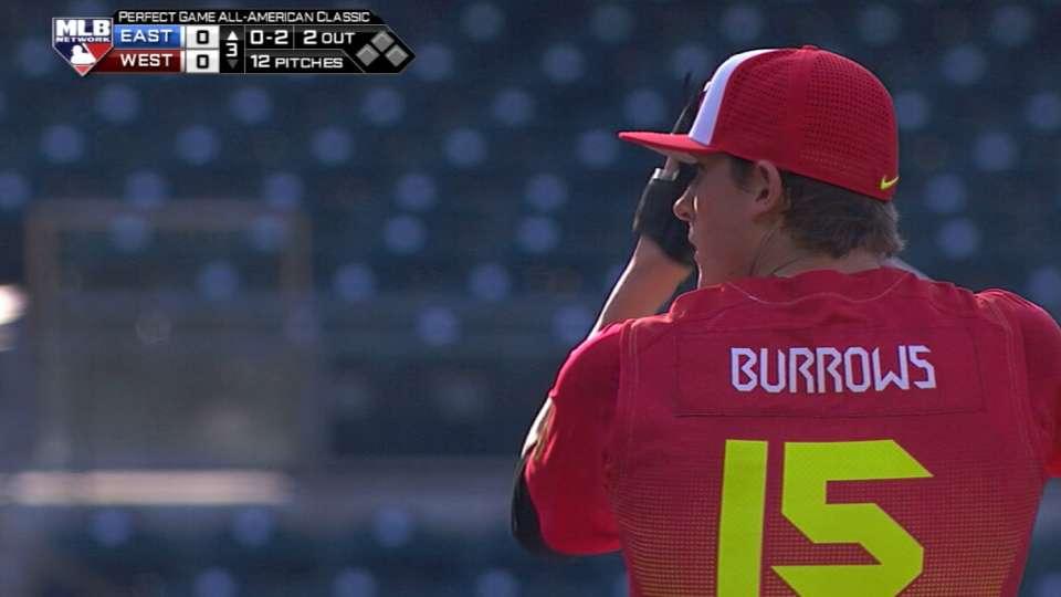 Top Prospects: Burrows, DET