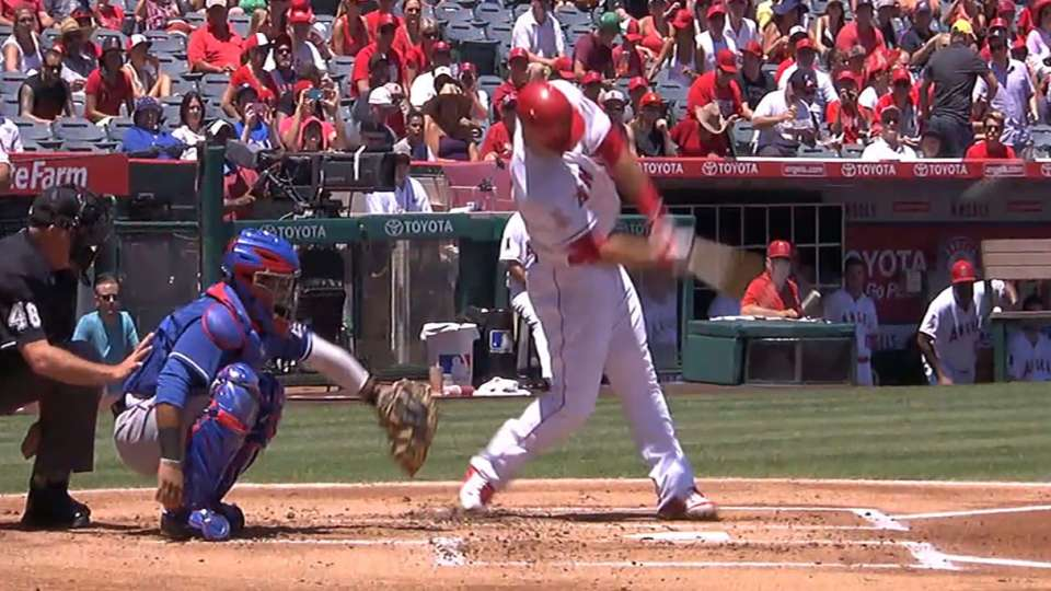 MLB Now: Mike Trout