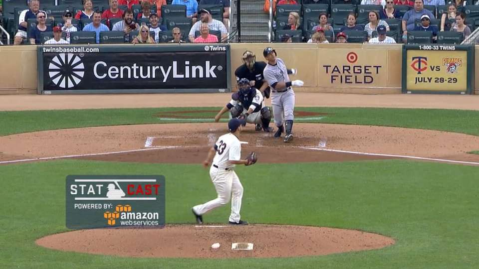 MLB Central on A-Rod's homers