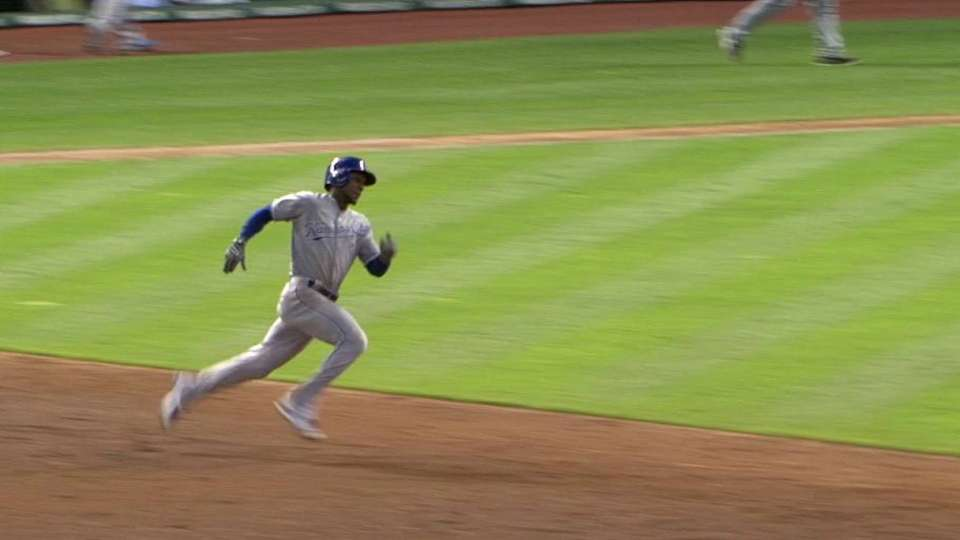 Dyson's triple to right