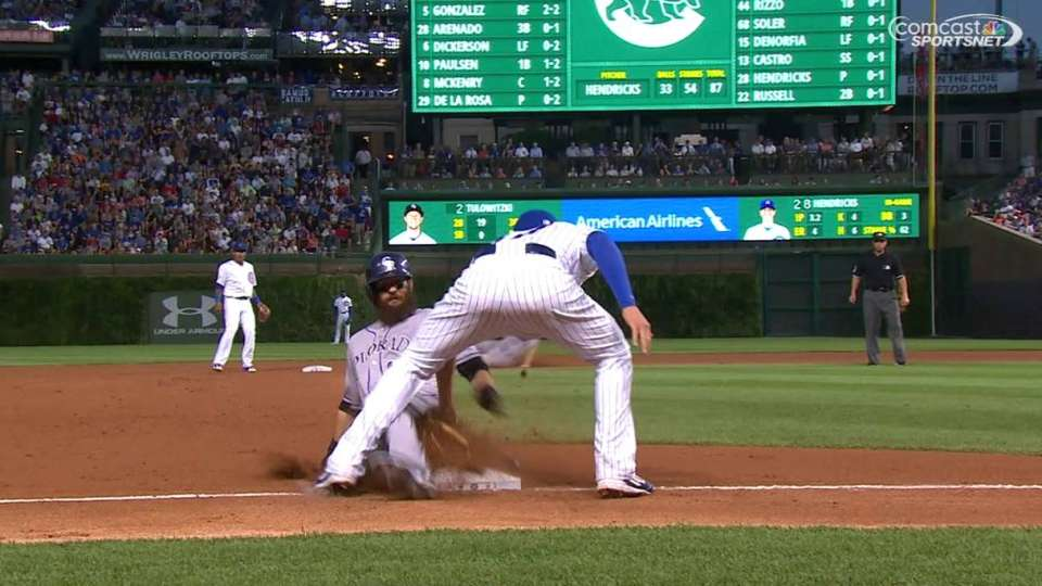 Bryant gets Blackmon on review