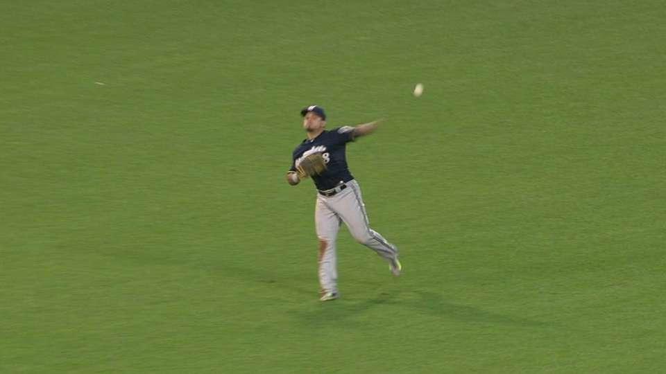 Parra's great catch