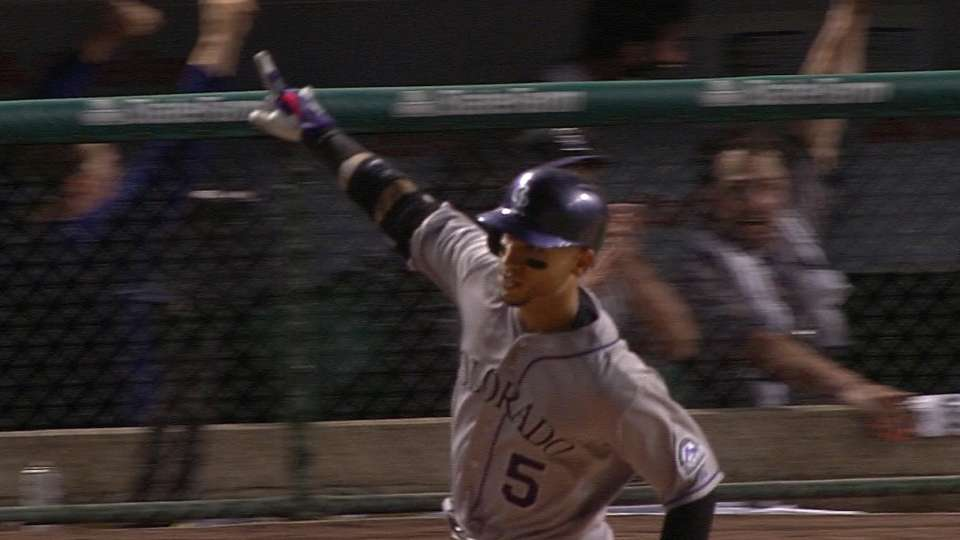 Must C: CarGo's two homers