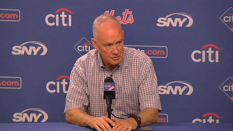 Alderson on Mejia's suspension
