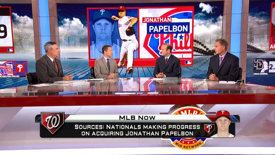 MLB Now: National Closers