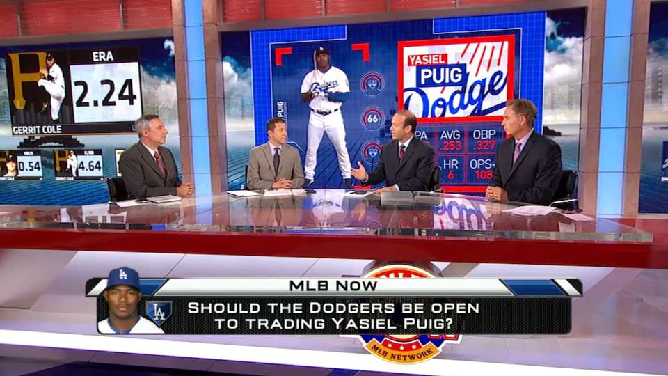 MLB Now: Yasiel Puig