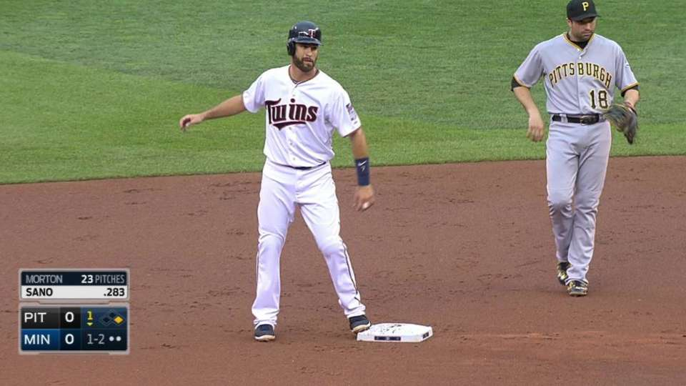 Mauer advances on balk