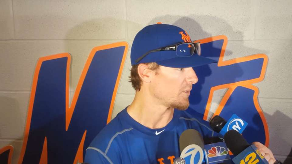 Clippard excited to join Mets