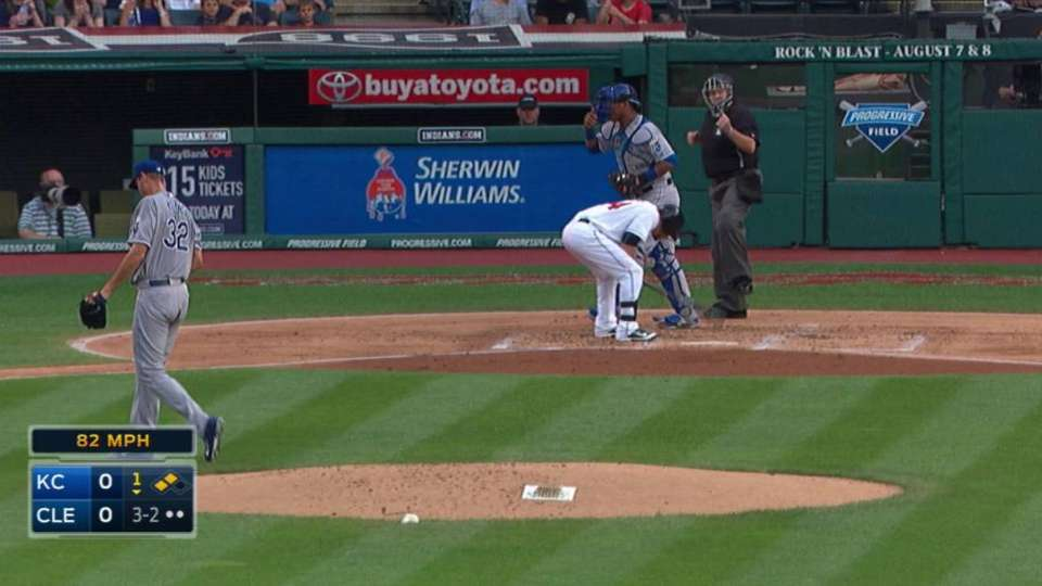 Young rings up Moss, ends threat