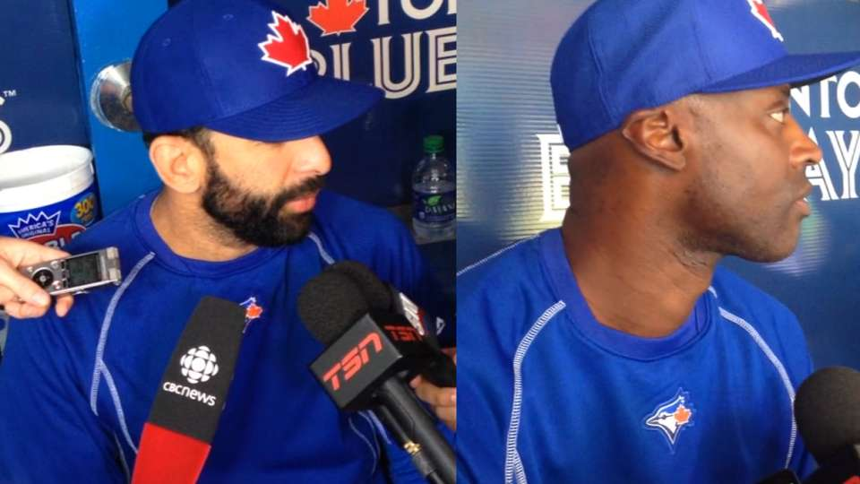 Bautista excited for new players
