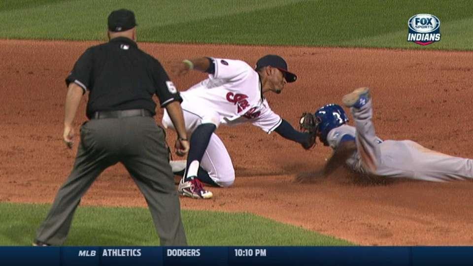 Perez nabs Cain