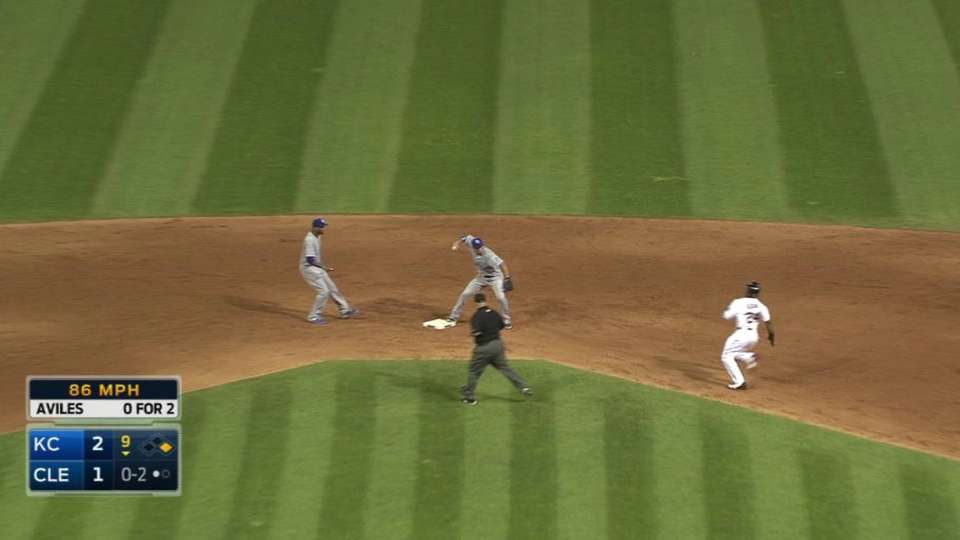 Holland notches the save