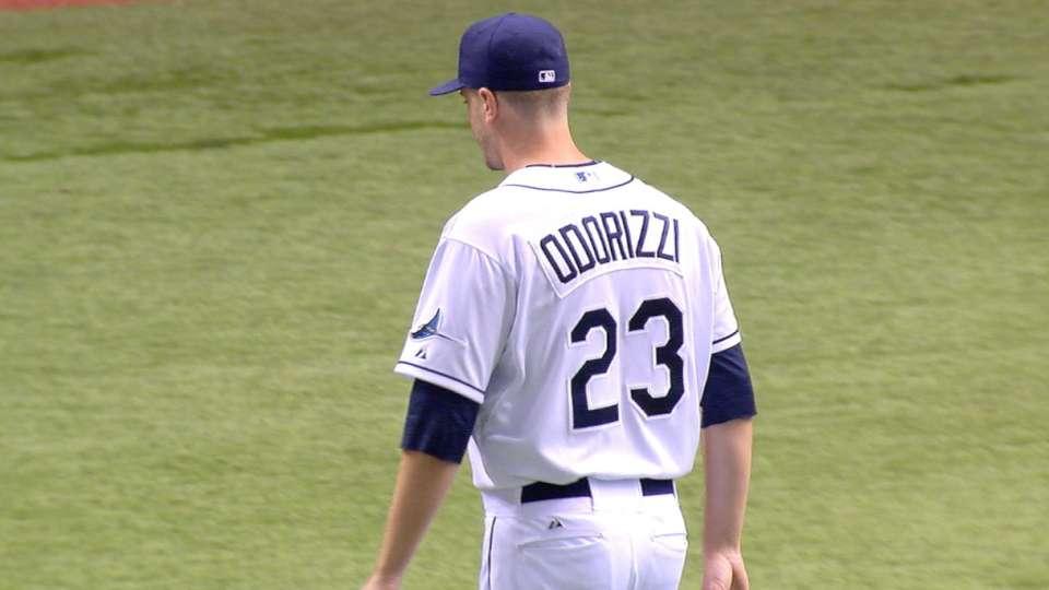 Odorizzi earns win No. 6