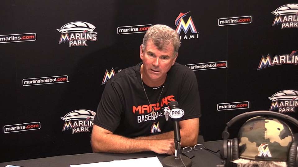 Jennings on the Marlins' 4-1 win