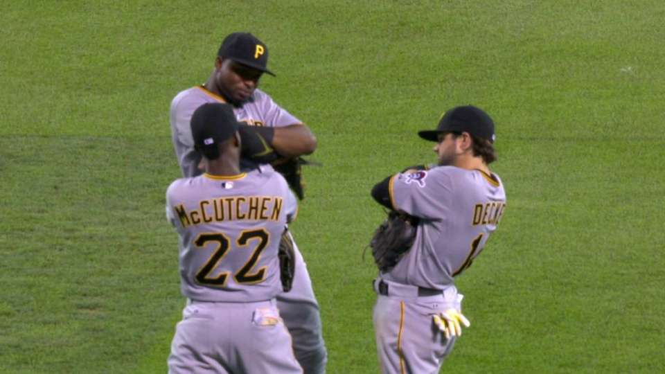 Pirates turn two to end game