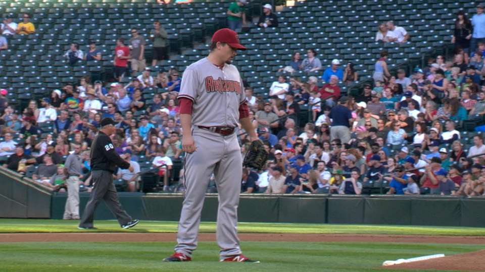 Godley's quality outing